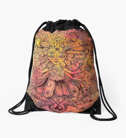 Imagination Drawstring Bag