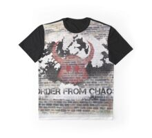Unicron - Order From Chaos Graphic T-Shirt