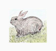 Cute Bunny Sketch Design Unisex T-Shirt