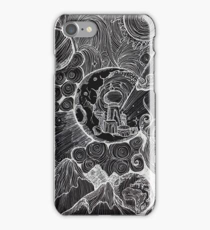 Moon Spirit iPhone Case/Skin