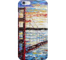 Golden Gate Bridge - San Francisco iPhone Case/Skin
