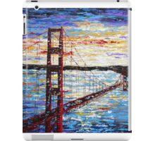 Golden Gate Bridge - San Francisco iPad Case/Skin