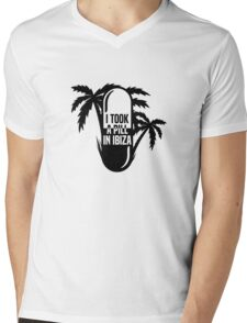 I Took A Pill In Ibiza Mens V-Neck T-Shirt
