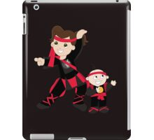 Ninja kids iPad Case/Skin