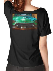 Emerald Caddy! Women's Relaxed Fit T-Shirt