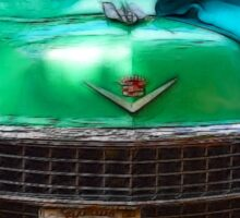 Emerald Caddy! Sticker