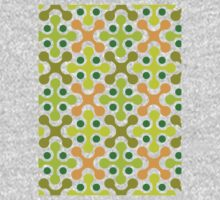 Retro 60s Pattern 1 Baby Tee
