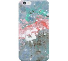 Periwinkle Outerspace iPhone Case/Skin