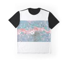 Periwinkle Outerspace Graphic T-Shirt
