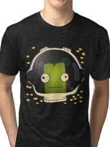 Jeb In Space Tri-blend T-Shirt