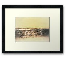From Anna Maria to Peter Framed Print