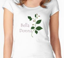 Bella Donna Women's Fitted Scoop T-Shirt