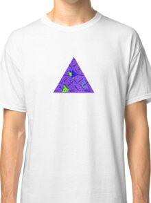90s Retro Print Classic T-Shirt