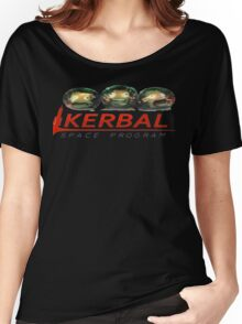 KSP Kerbals in Action Women's Relaxed Fit T-Shirt