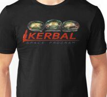 KSP Kerbals in Action Unisex T-Shirt