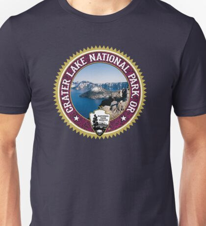 Crater Lake National Park Unisex T-Shirt