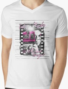 Photography - Take a photo It'll last longer Mens V-Neck T-Shirt