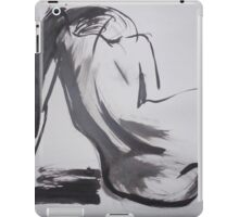Curves 26 - Female Nude iPad Case/Skin