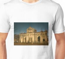 Puerta de Alcala Night Unisex T-Shirt