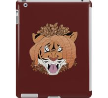 Yarn Tiger iPad Case/Skin
