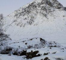 The Buachaille Etive Mor Mountain Sticker