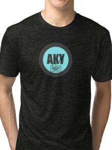 Akygamings Logo  Tri-blend T-Shirt