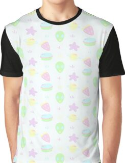 pastel space Graphic T-Shirt