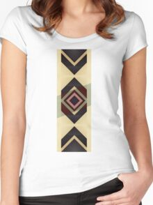 PJR/72 Women's Fitted Scoop T-Shirt