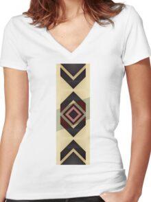 PJR/72 Women's Fitted V-Neck T-Shirt