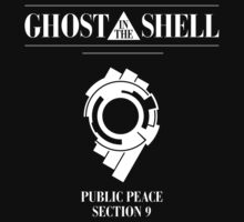 Ghost in the Shell T-shirt / Phone case / Mug / More 2 Baby Tee