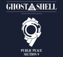 Ghost in the Shell T-shirt / Phone case / Mug / More 2 Kids Tee