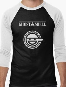 Ghost in the Shell T-shirt / Phone case / Mug / More 3 Men's Baseball ¾ T-Shirt