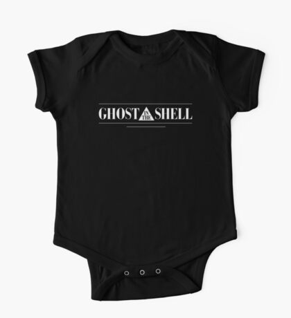 Ghost in the Shell T-shirt / Phone case / Mug / More 1 One Piece - Short Sleeve