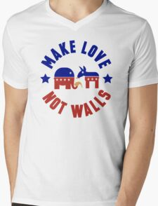 Make love, not walls T-Shirt