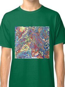 New Orleans the Beautiful Blues Classic T-Shirt