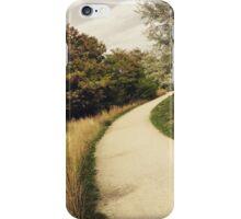 Winding Road iPhone Case/Skin