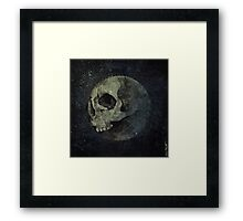 Wrong Half Of The Moon Framed Print