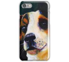 Dotty The Jack Russell Terrier iPhone Case/Skin