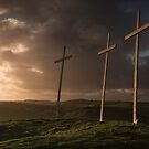 Folkestone Crosses by Ian Hufton