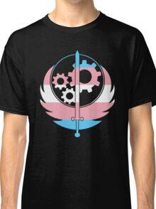 trans brotherhood of steel Classic T-Shirt