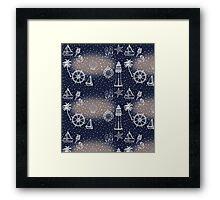 Sailor Print Framed Print