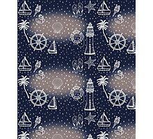Sailor Print Photographic Print