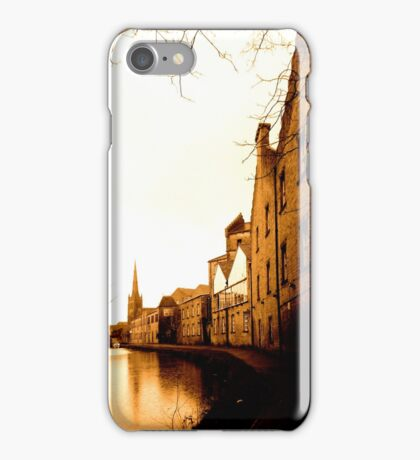 Lancaster Canal iPhone Case/Skin