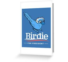 Birdie Sanders Greeting Card