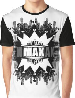 One King One crown Graphic T-Shirt
