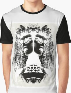 One Head or Two? Graphic T-Shirt