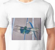 The Dragon has landed Unisex T-Shirt