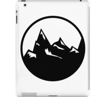Explore Hike Adventure Mountains iPad Case/Skin