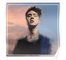 Troye Sivan digital painting Poster