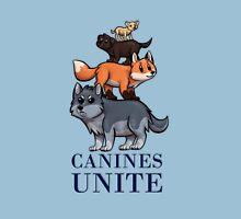 Canines Unite! Unisex T-Shirt